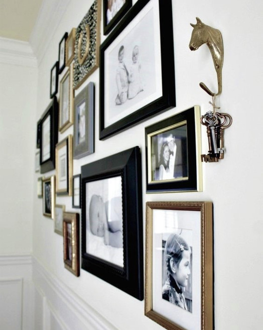 pictures of all types, mirrors, wall hangings